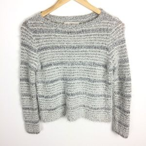 Ann Taylor Loft S Wool Alpaca Blend Cozy Sweater